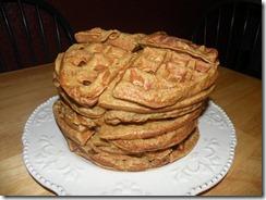 spice waffles